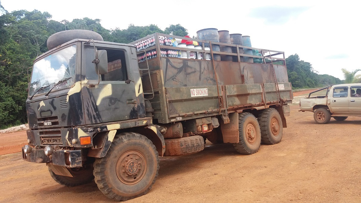 Police to restrict movement of trucks