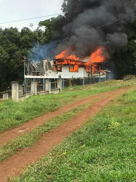 Probe launched into Mabaruma Doctor's quarters' fire −Cuban doctors currently housed at a Guest House