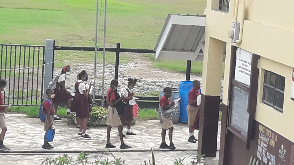 14, 730 pupils sitting NGSA today