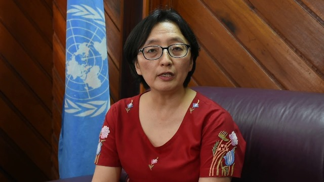 'Refrain from acts that can incite violence' …UN representative urges Guyana political leaders