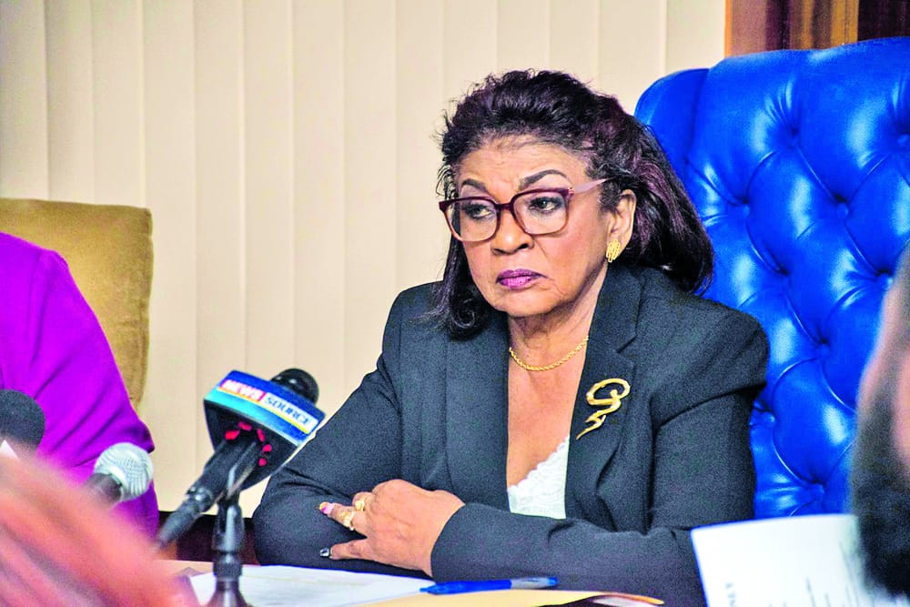 Prime Minister's office flays attacks on GECOM chair
