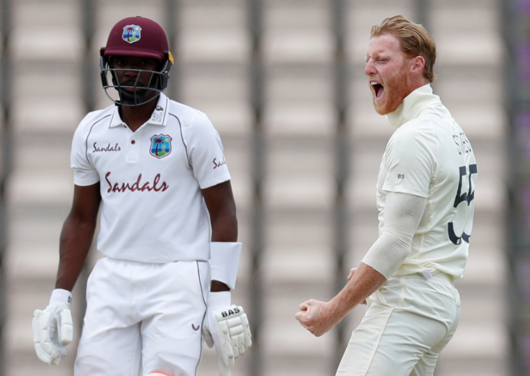 Cricket-Windies close in on England total at lunch