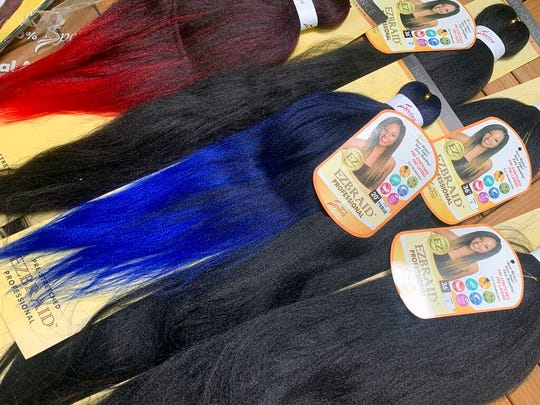 $800,000 USD Shipment of Chinese hair goods seized by U.S. officials suspecting forced labor