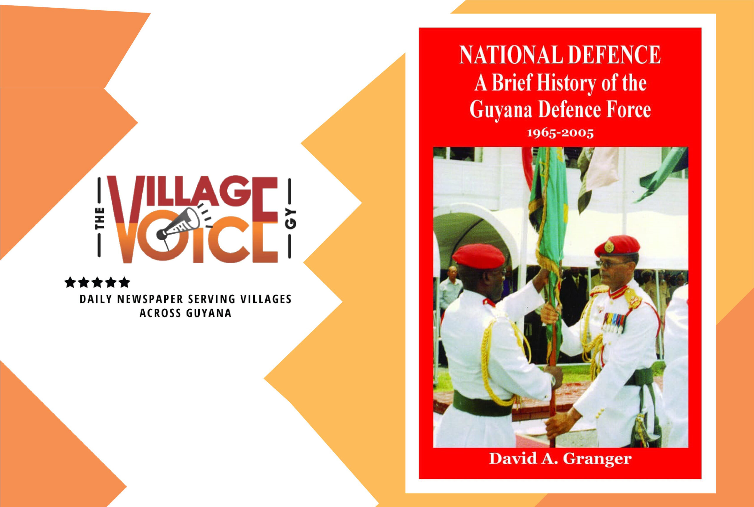 A Review of David Granger's National Defence: A small state in the subordinate system. ISBN-10 978-976-8178-14-0 (pbk) (Reprint 2012).