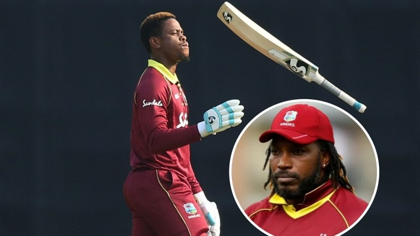 'We need him' – Windies star Gayle hopes to offer some advice to 'talented' Hetmyer after failed fitness test