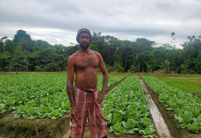Farmers in Dalawala need access to financing, market