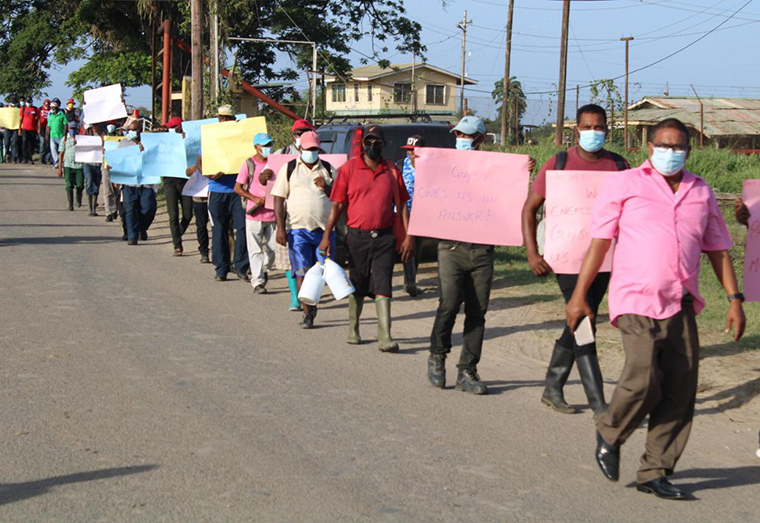 Sugar workers to govt: 'You giving us false hope'