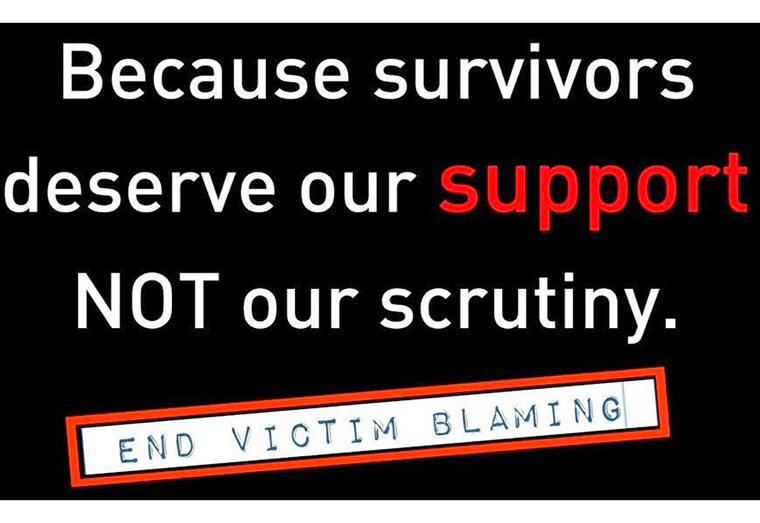 Stop the victim-blaming and hold the real suspect for Shonette's death accountable