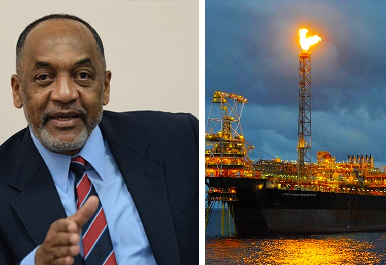 'Charge Exxon for past flaring'