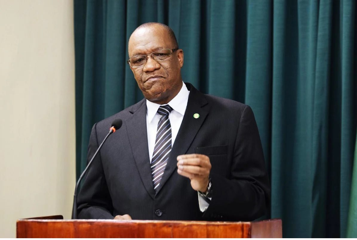Harmon says PPP assures and promotes lifelong insecurities