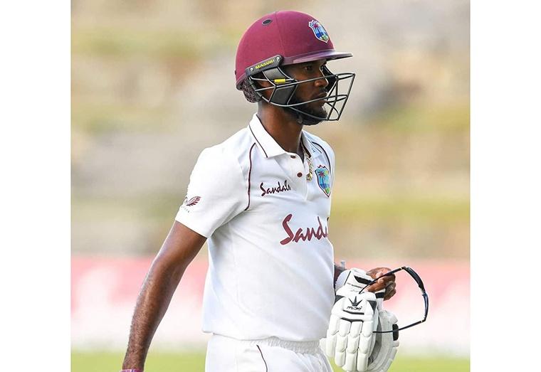 Rassie van der Dussen's 75* sets West Indies 324 to level series