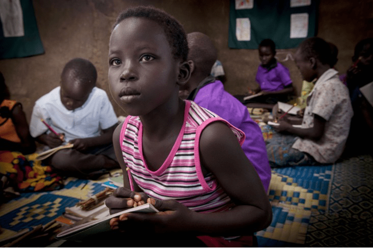 South Sudan's children fight for education like you've never seen before