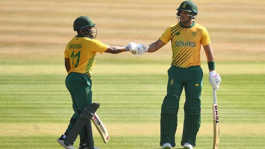 Bavuma, Hendricks impress as South Africa sweep T20I