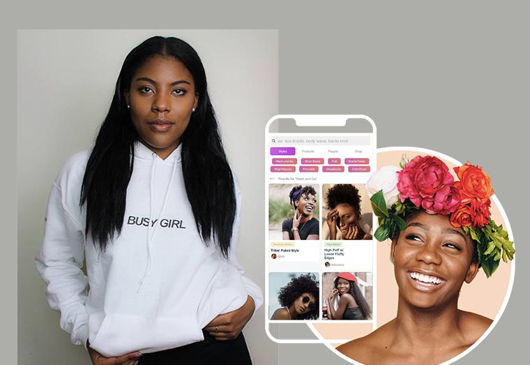 Helping Black women meet hair needs through Artificial Intelligence