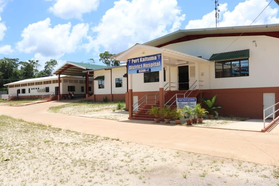 Port Kaituma Hospital on verge of closure after nurses, other staff refuse COVID vaccines
