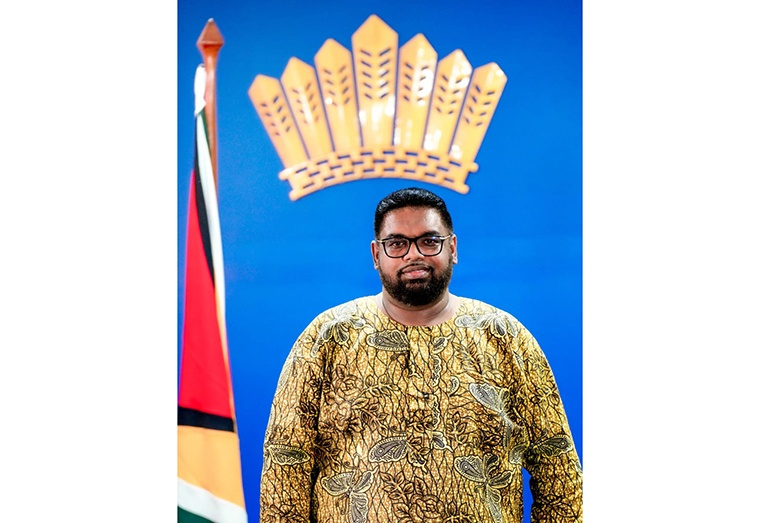 President urges celebration of African Guyanese achievements