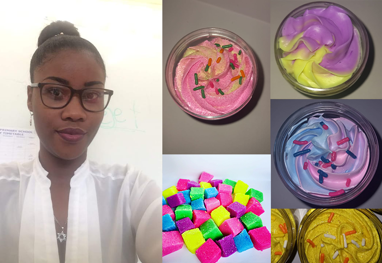 Linden woman opens skincare company after finding solution to her own troubles