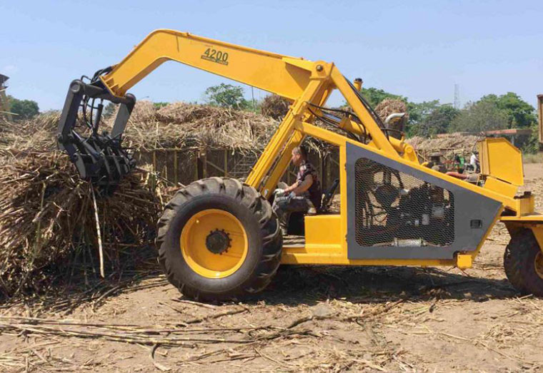 Cane cutter dies after run over by excavator