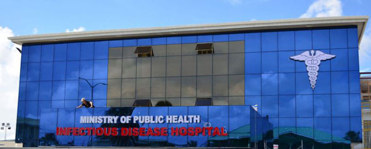 Govt boosting capacity at Covid hospital as infections, deaths grow