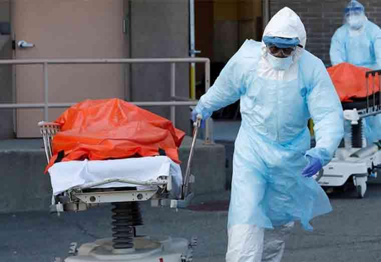 Guyana Covid deaths reach 900