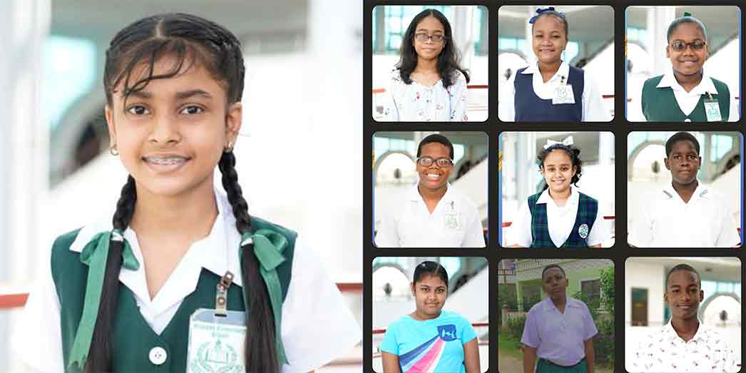 Over 160 pupils highlighted as among top performers at NGSA